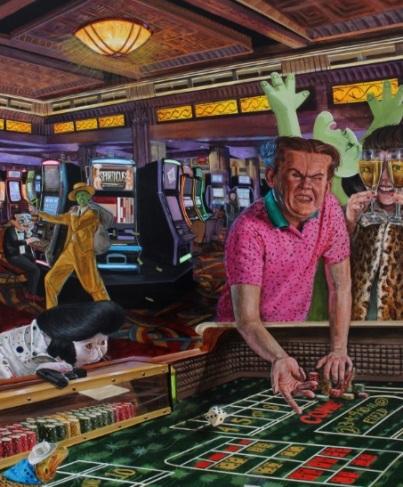 "Trey Abdella ""Hollywood Casino"""